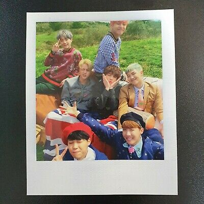Group - BTS 花様年華 Young Forever: Special Album Photo card photocard