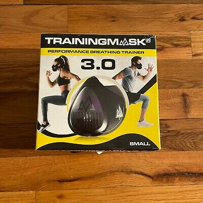 Training Mask 3.0 + Carry Case   Gym Workout Mask (Small)