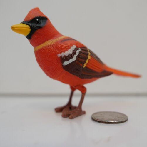 BREEZY SINGERS 1991 TAKARA BIRD RED CARDINAL Figure !!!