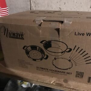 NuWave Ultimate Cookware Set/fondue set