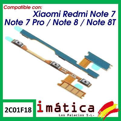 BOTON DE ENCENDIDO VOLUMEN XIAOMI REDMI NOTE 7 / 7 PRO /...