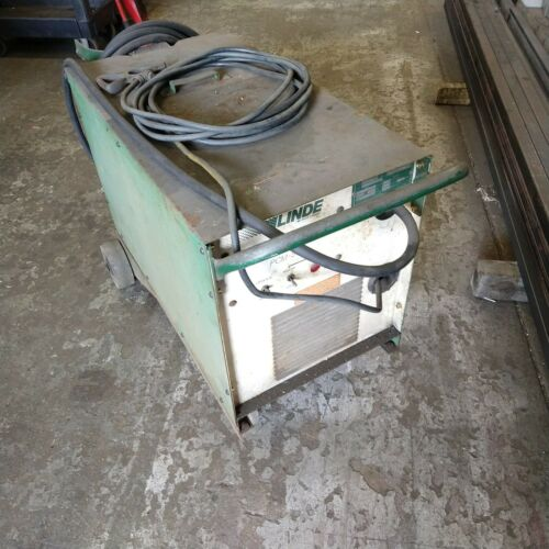 Linde Plasmarc PCM-50 Plasma Cutter System Single or 3 phase