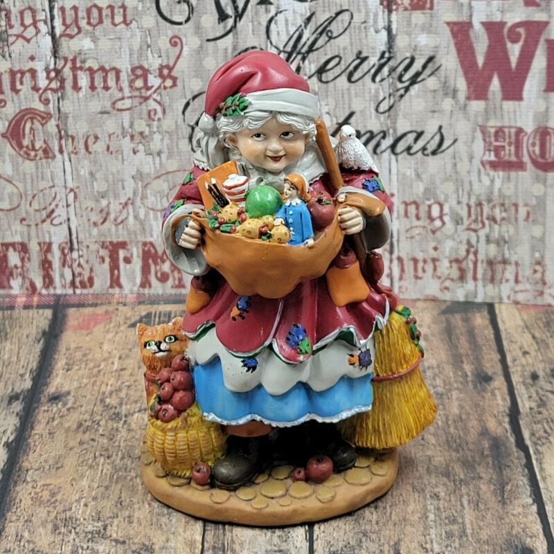 The International Santa Claus Collection ~ Budelfrau ~Austria ~ 2002 ~ No Box