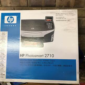 HP Photosmart 2710 Printer