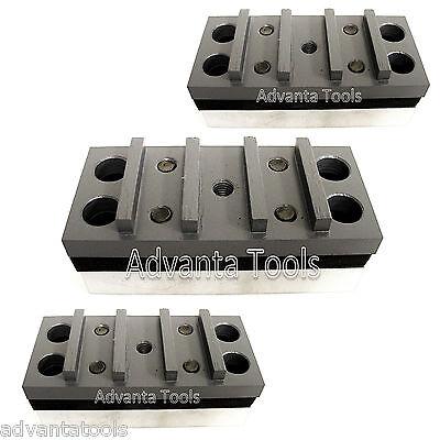 3PK Diamond Grinding Polishing Blocks for Concrete Floor Grinders 30/40 Grit