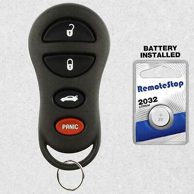 For 2001 2002 2003 2004 Dodge Intrepid Stratus Keyless Car Remote Key Fob