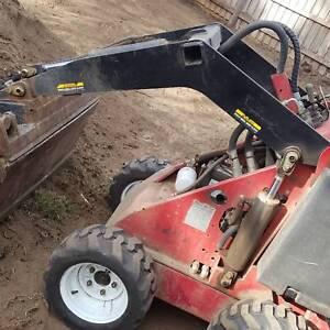 Toro mini loader/ digger