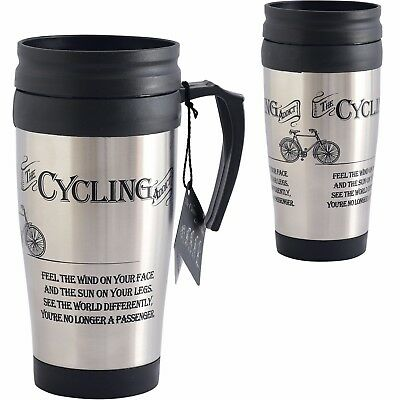 Ultimate Man Gift The Cycling Addict Travel Mug Gift Idea  Ultimate Travel Mug