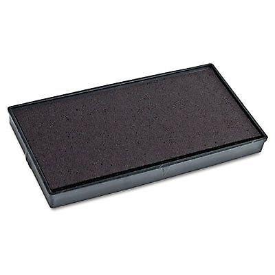 2000 PLUS Printer 40, P-40, E/40 Replacement Ink Pad / Stamp Pad - BLACK INK
