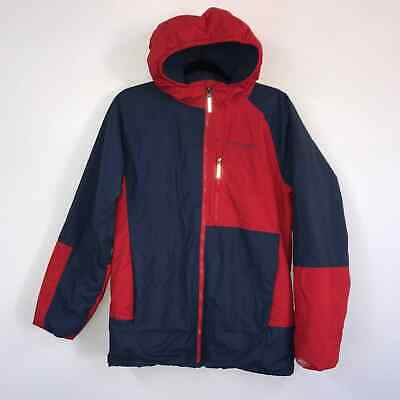Columbia Snow Boys XL Snow Problem Jacket with Outgrown System
