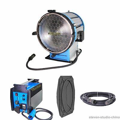 Daylight Compact 6000 PRO 6000W HMI Fresnel Light + 230V 4/6K Ballast + Flycase