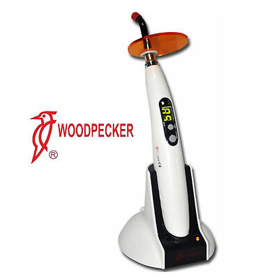 100 Original Woodpecker Dental Led Wireless Curing Light Lamp Led B 1400mw
