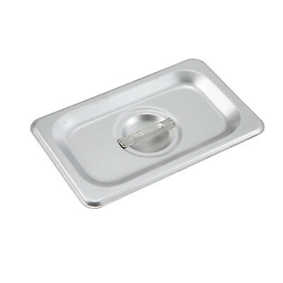 Lid For Steam-table Pan Ninth Size Solid