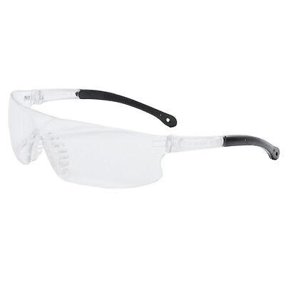 Protective Eyewear Rad Sequel Wrap Around Glass Clear