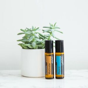 Doterra motivate touch and peace touch