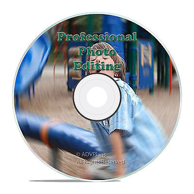 Digital Image Picture Photo Editing Editor Software Cd  Bonus Office Programs Cd