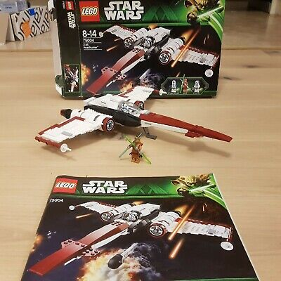Lego Star Wars 75004  Z-95 Headhunter  Complete with instructions and box