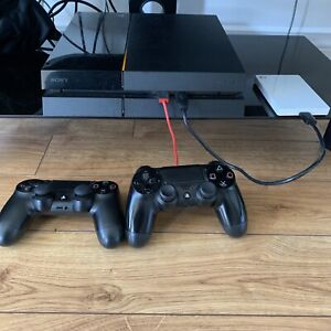 Mint condition PlayStation 4 500gb with 1TB external hard drive