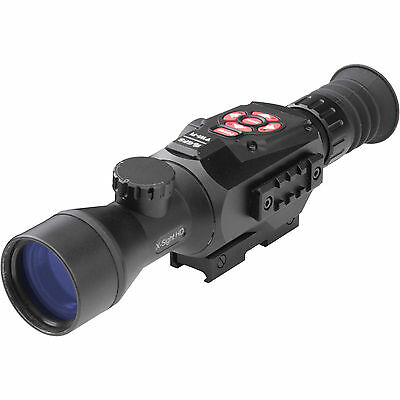 NEW ATN X-Sight II HD 3-14x Day & Night Riflescope DGWSXS314Z IN STOCK NOW!