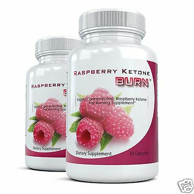 2/Raspberry Ketone BURN - BEST Ketones Fat Burning Supplement Natural Diet