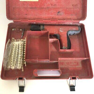 Hilti Dx35 Powder Actuated Nail Gun Fastener.