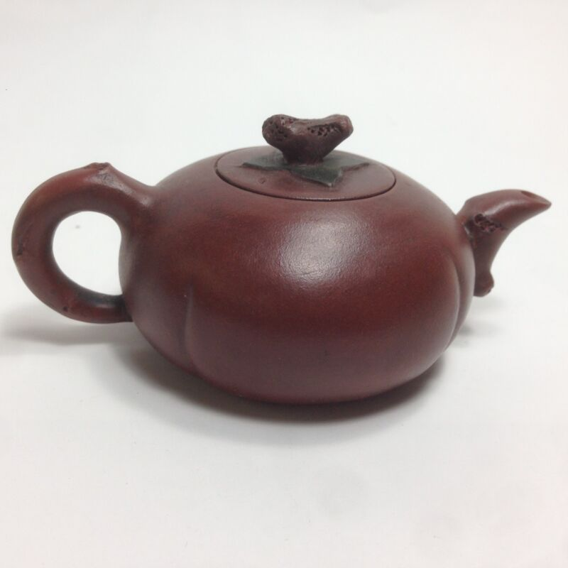 Yixing PotteryTeapot ,  Small  TE21-23