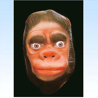 Maske Affe Halbmaske Tiermaske Affenmaske Affen Masken Faschingsmaske Karneval