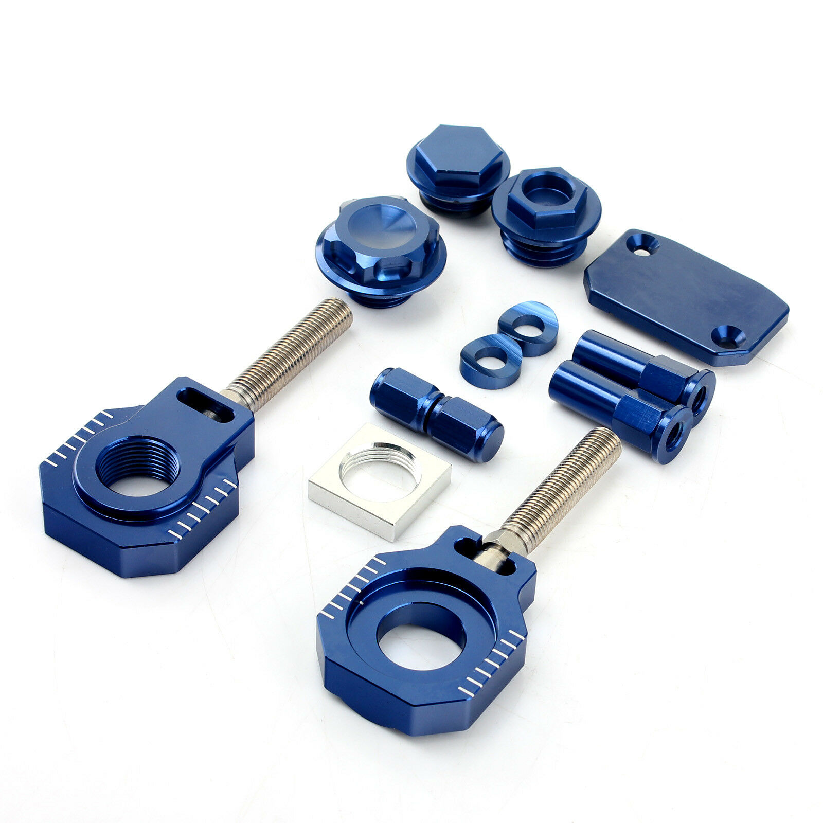 For Suzuki MX Offroad Bling Kits RMZ 250 RM-Z 250 07-16 RMZ 450 05-16 15 14 Blue