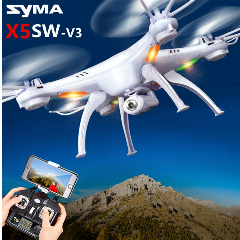 Cheerwing Syma X5SW-V3 FPV Explorers2 2.4Ghz 4CH 6-Axis Gyro