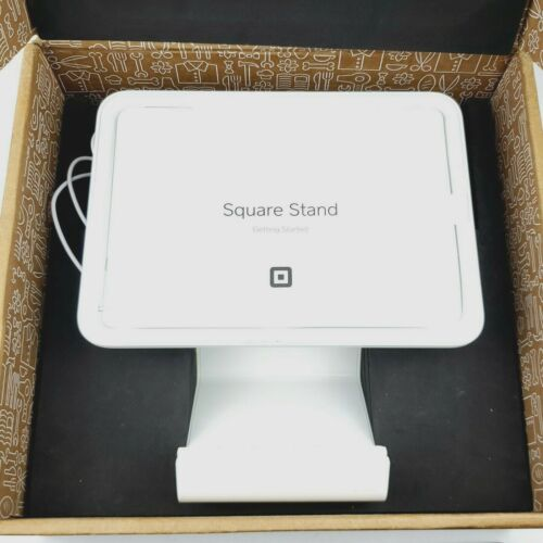 Square Stand POS With USB Hardware Hub And Power Adapter Model S089 For Ipad
