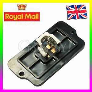 New ROVER 25 45 200 400 MG ZR ZS HEATER BLOWER RESISTOR FAN JGH10002