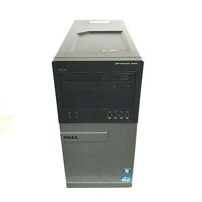 Dell OptiPlex 990 MT Core i5 2400 3.2 GHz 4 GB RAM  500 GB HDD - No OS, usado comprar usado  Enviando para Brazil