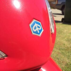 ''Stop here'' Zip Piaggio 50cc today on sell Churchlands Stirling Area Preview