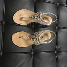 New Ladies Size 5 Sandals Oxenford Gold Coast North Preview