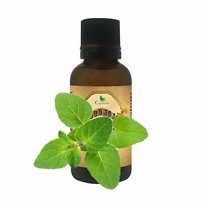 100 Pure Oregano Essential Oil Wild Origanum All Natural 1 Oz 91% Carvacrol