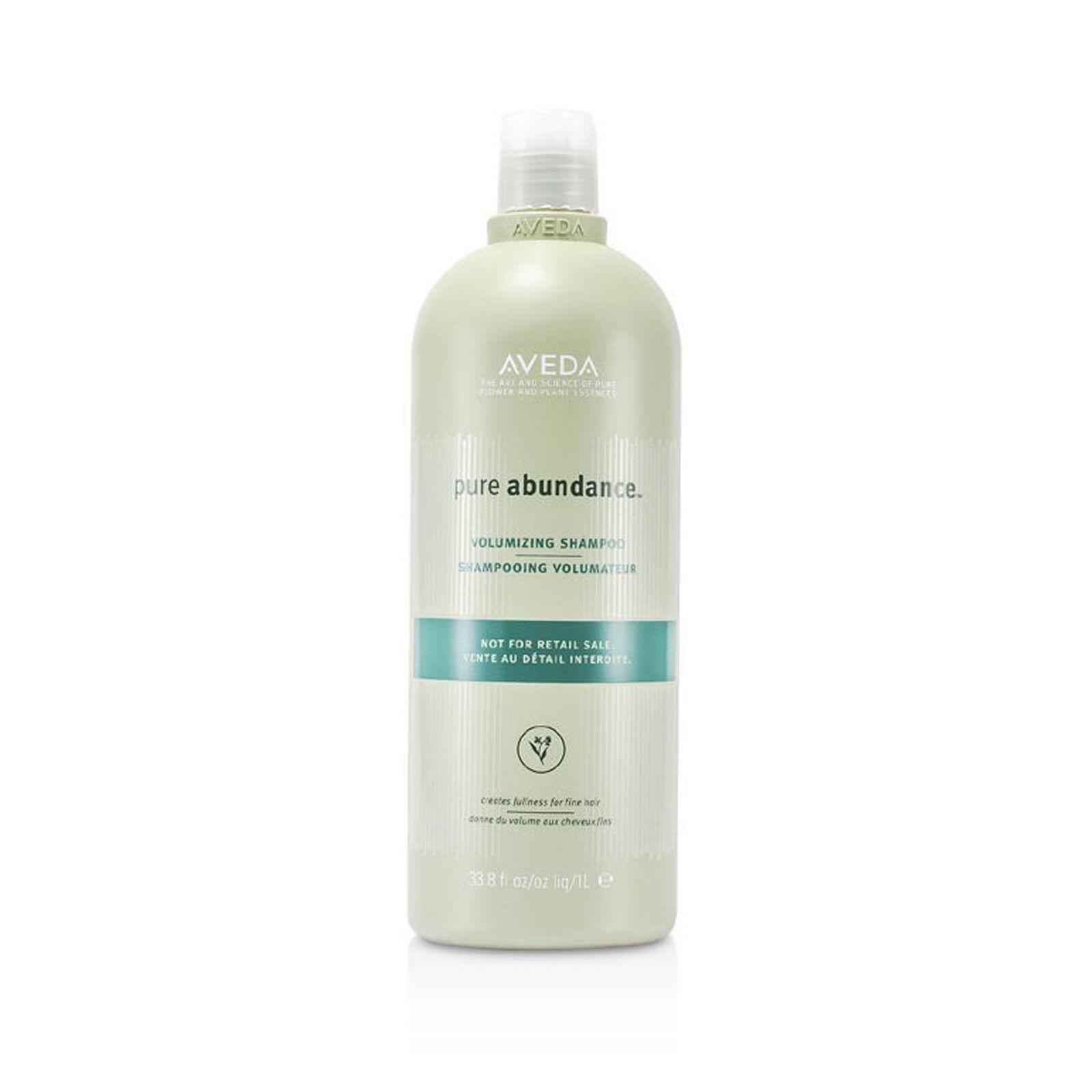 Aveda pure abundance volumizing shampoo 33.8 oz 1 liter