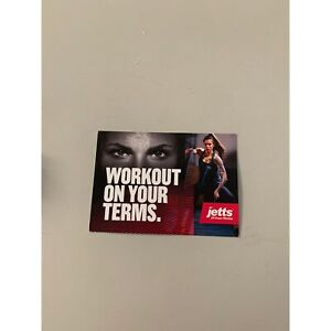 12 month Jetts gym membership