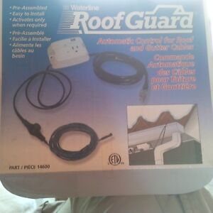 RoofGuard Automatic control for roof and gutter cables