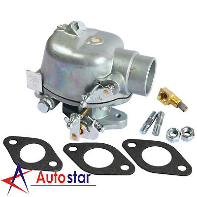 New Carburetor For Ford Tractor 600 700 With134 Engine B4nn9510a Eae9510d Tsx580