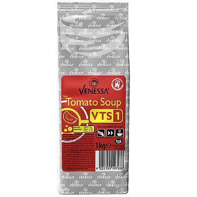 Venessa VTS1 Tomatensuppe  Automatensuppe 1.000 g Instant löslich