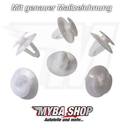 20x Innenverkleidung Befestigung Clips Hecktür für Mercedes Benz | A0039884178 online kaufen