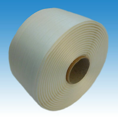 Textil Umreifungsband 16 mm, 850 m, 450 kg, Umreifung Kraftband Polyesterband