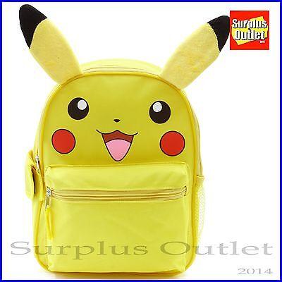 Pokemon Backpack  Boys 12
