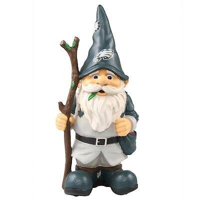 Philadelphia Eagles Holding Stick Decorative Garden Gnome 10