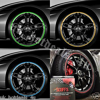 SCUFFS by Rimblades Car Tuning Alloy Wheel Rim Protector Tire Guard 1 STRIP ONLY