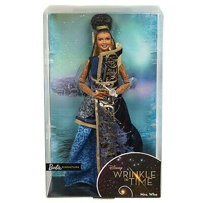 Barbie Disney A Wrinkle in Time Mrs. Who Signature Collection Doll