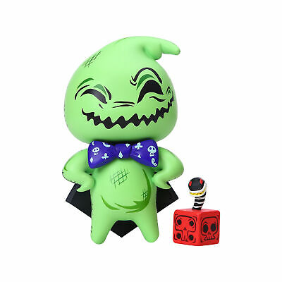 Enesco Miss Mindy Disney Nightmare Before Christmas Oogie Boogie Figurine 7 In.