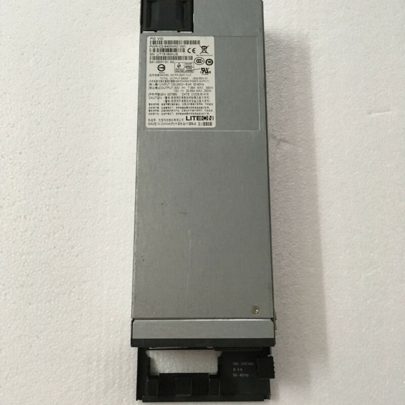 Cisco Power Supply PWR-C2-640WAC for 2960-X and 3650 Fully Tested