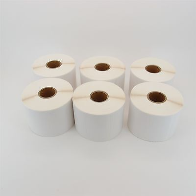 6 Roll 2.25x1.25 Direct Thermal Barcode Label For Zebra Lp2844 Pos Price Label