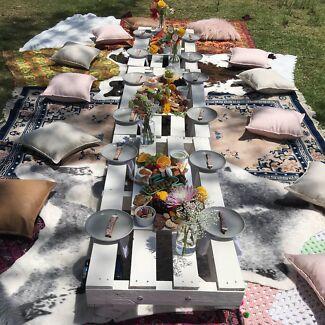 Pop up picnic